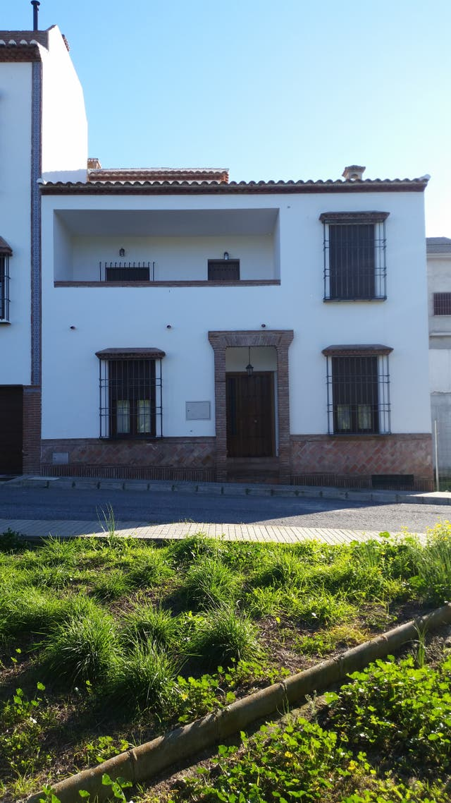 Casa Urbanización La Yesera (Casabermeja-Málaga)