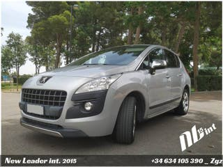 PEUGEOT - 3008 1. 6HDI STYLE 115_AUTOMÁTICO