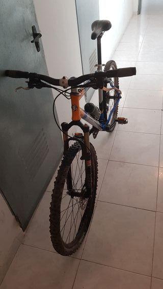 Bicicleta Orbea BTT