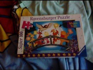 Puzzle Winnie de Pooh.