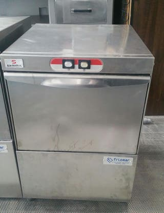 lavavasos sammic 35x35 revisado