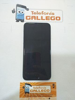 Iphone 6s plata 32 gb usado