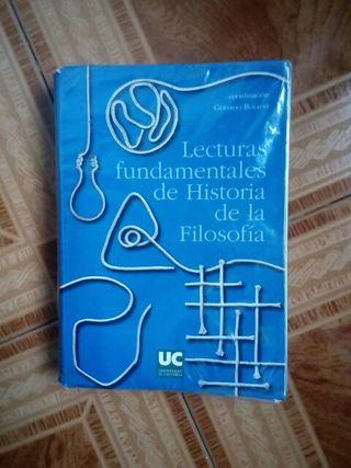libro de bachillerato de filosofía.