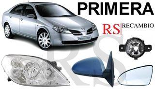 RECAMBIOS NISSAN PRIMERA P12 ---- -75%
