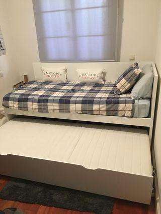 Dormitorio juvenil (cama nido)