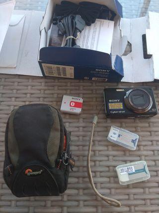 Cámara fotográfica compacta 12Megapixels