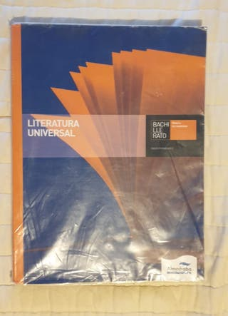 LITERATURA UNIVERSAL 1º BACHILLERATO ALMADRABA