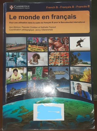 Libro francés bachillerato internacional