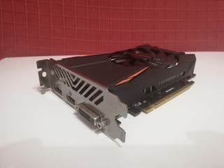 Nvidia GTX 1050Ti 4GB (Para reparar)