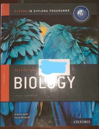 Libro biología bachillerato internacional