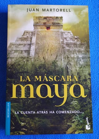 LA MASCARA MAYA - JUAN MARTORELL