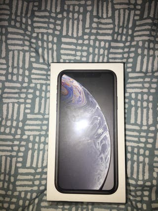 IPHONE XR 64BG SEALED UNLOCKED, 1 YEAR WARRANTY
