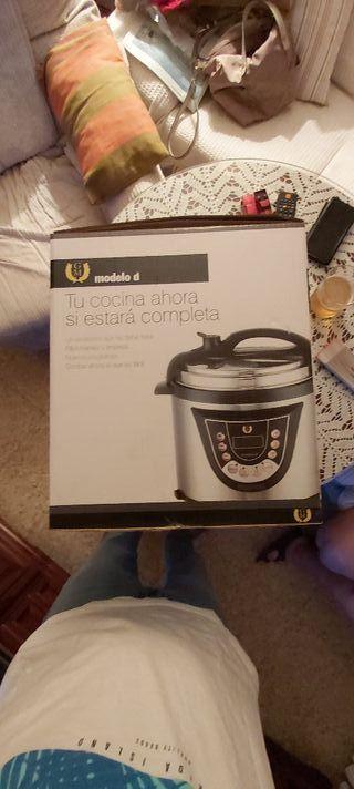 olla robot de cocina