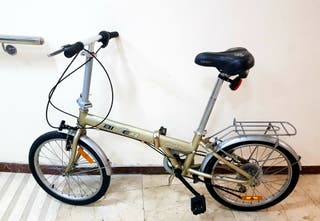 bicicleta plegable a toda prueba