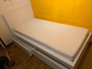 Cama Ikea Malm