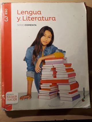 Libro Lengua y Literatura 3°ESO