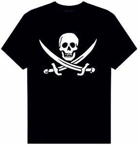 camiseta pirata