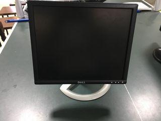 Monitor y teclado DELL