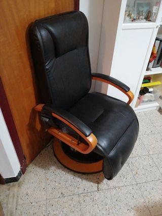 sillón de masaje clasico
