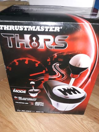 cambio thrustmaster th8a