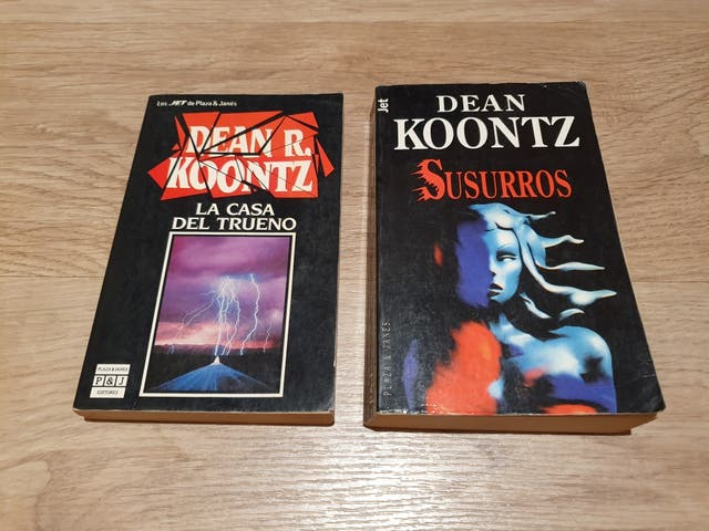 Novela Terror / Dean Koontz
