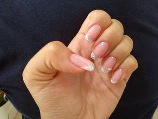 Relleno de uñas de Gel