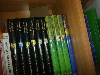 Enciclopedia grandes biografías
