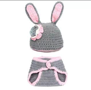 Disfraz lana conejita bebé