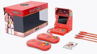 Consola NeoGeo mini special edition