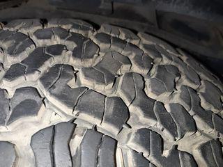 llantas y neumáticos Toyota hilux