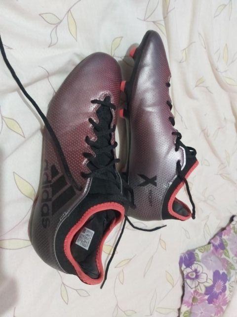 Botas de futbol Adidas techfit talla 44