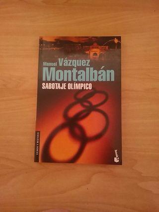 Sabotaje Olímpico. Manuel Vázquez Montalbán