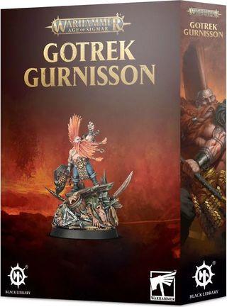 gotrek figura warhammer shadespire