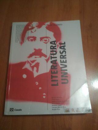 libro literatura bachillerato