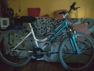 bicicleta seminueva muy buena