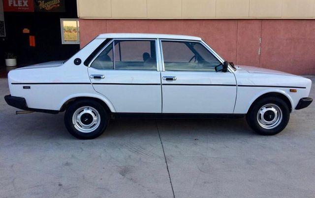 SEAT 131 1980