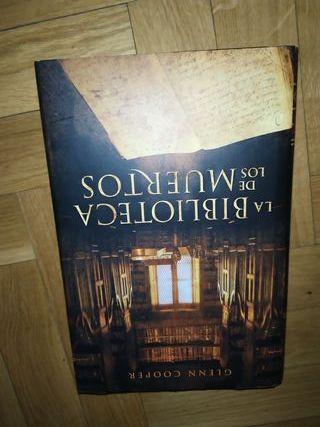 Novela: La biblioteca de los muertos