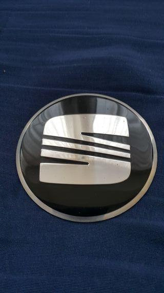 Logo original capo portón Seat