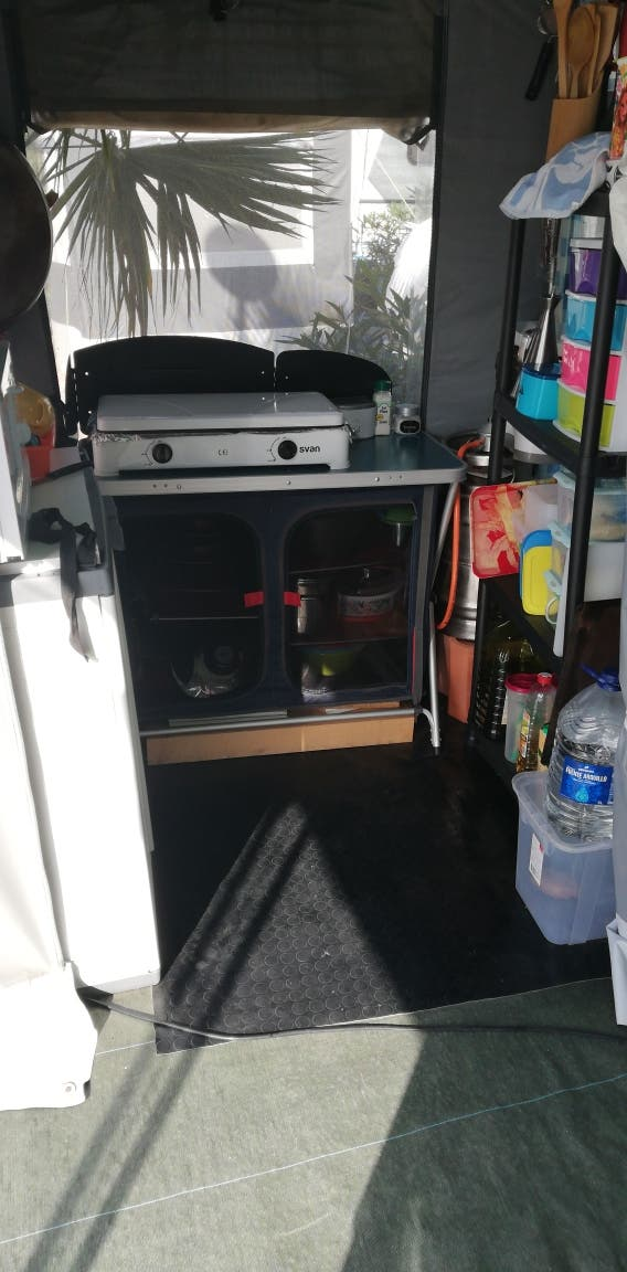 Caravana sun Roller 495 class