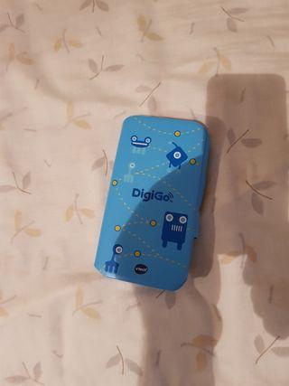 teléfono digigo para niños de vtech