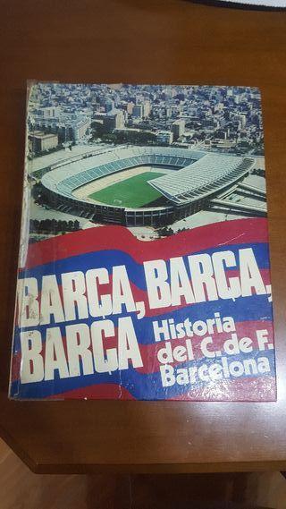 """Libro """"Barça, Barça, Barça"""""""