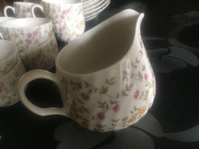 Juego porcelana Bidasoa
