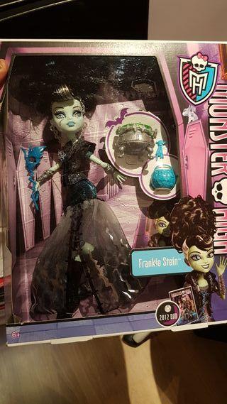 Monster High Frankie NUEVA