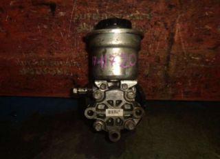 bomba direccion hidraulica toyota verso