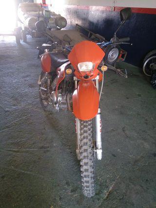 motor Hispania 125cc 4t