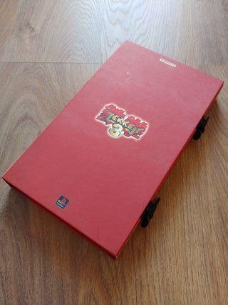 Press Kit ( Kit de prensa) Tekken 3 Ps1