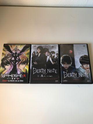 Death note películas