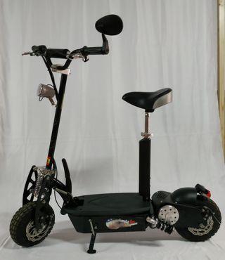 Patinete scooter eléctrico Raycool 1000w