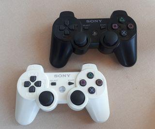 2 Mandos PS3 (Piezas o Reparar)