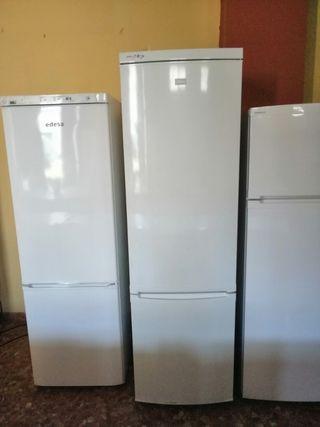 frigorífico zanussi 2mts no frost
